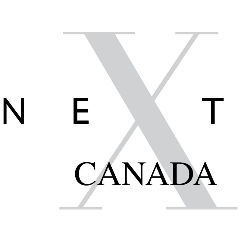 Next Canada vector