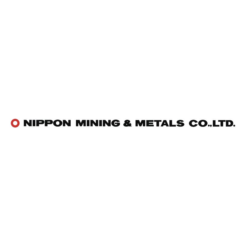 Nippon Mining & Metals vector
