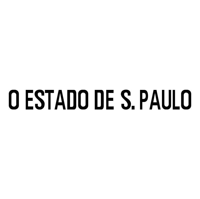 O Estado de S Paulo vector