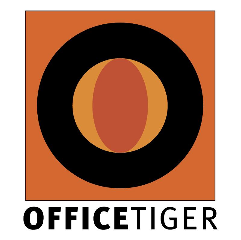Officetiger vector logo