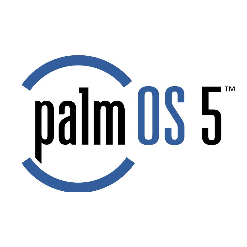 Palm OS 5 vector