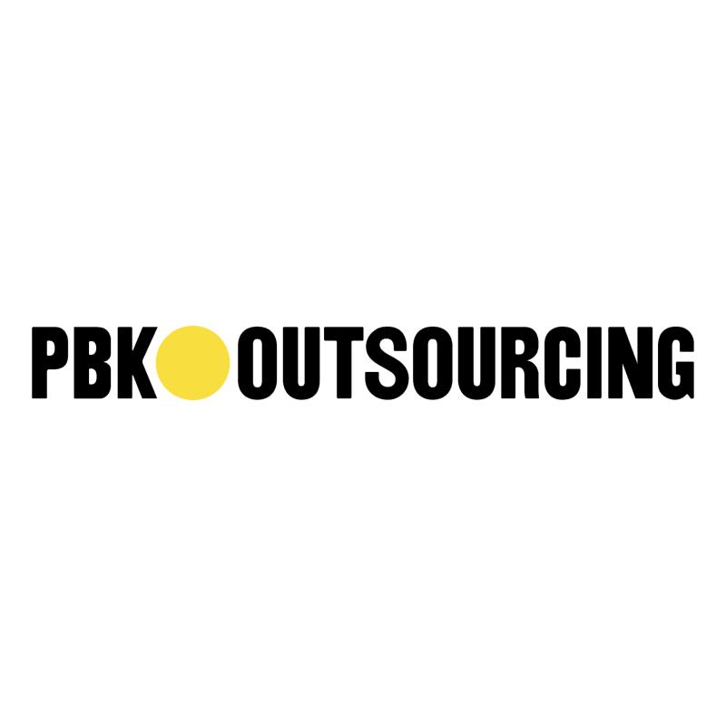 PBK Outsourcing vector