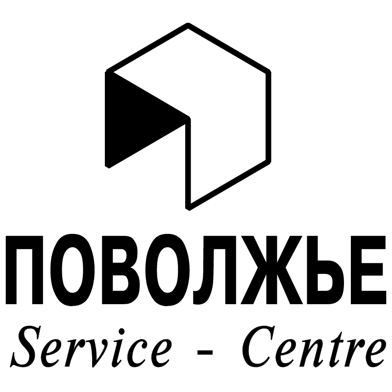 Povolzhje Service vector