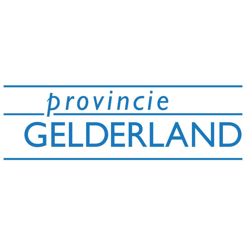 Provincie Gelderland vector