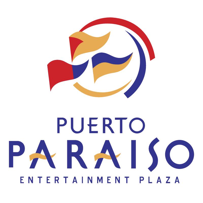 Puerto Paraiso vector