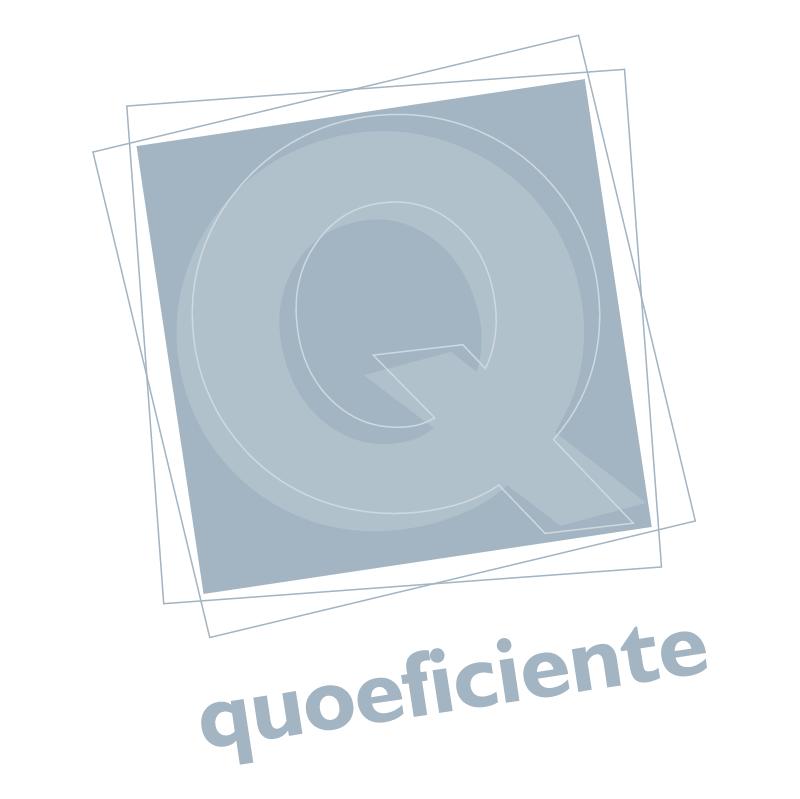 Quoeficiente vector