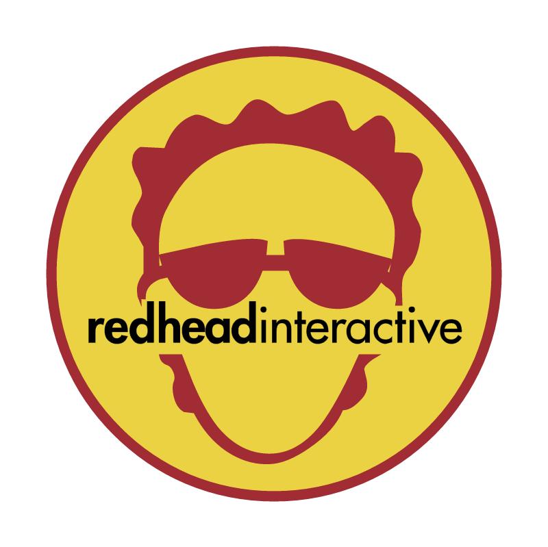 Redhead Interactive vector