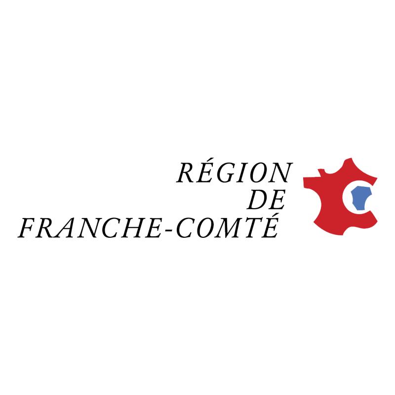 Region de Franche Comte vector
