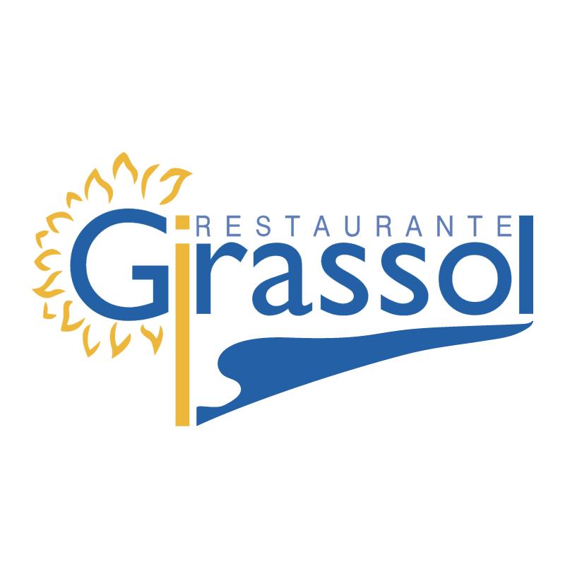 Restaurante Girassol vector logo