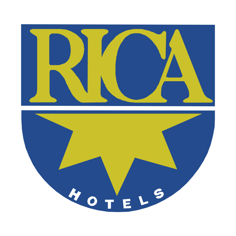 Rica Hotels vector