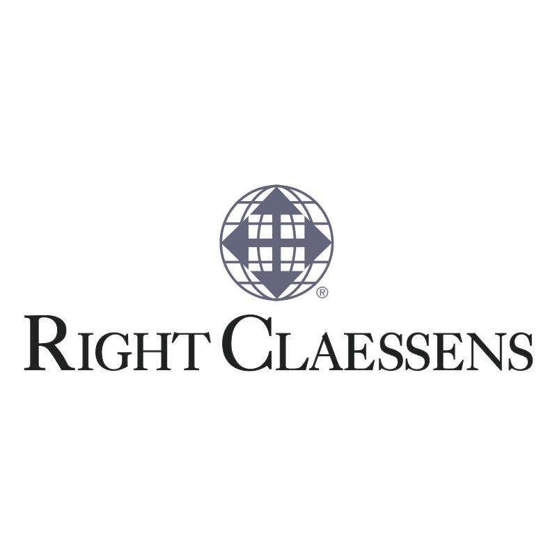 Right Claessens vector