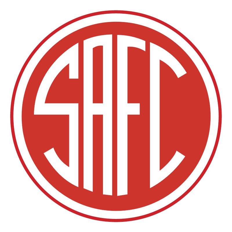 Santo Antonio Futebol Clube de Vitoria ES vector