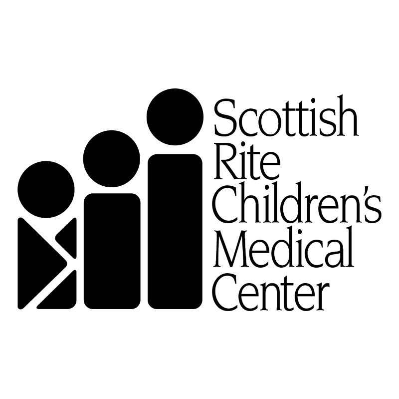 Scottish Rite Children's Medical Center vector
