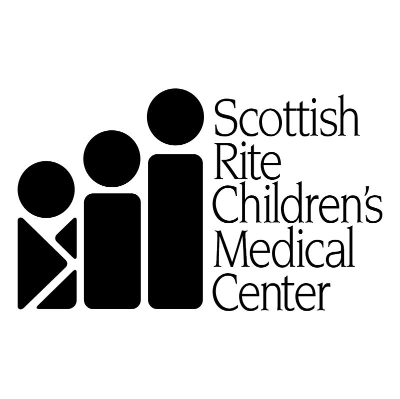 Scottish Rite Children's Medical Center vector logo