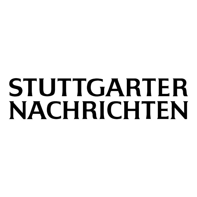 Stuttgarter Nachrichten vector