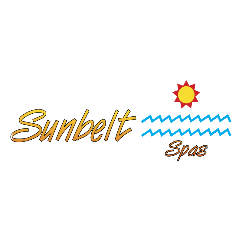 Sunbelt Spas vector