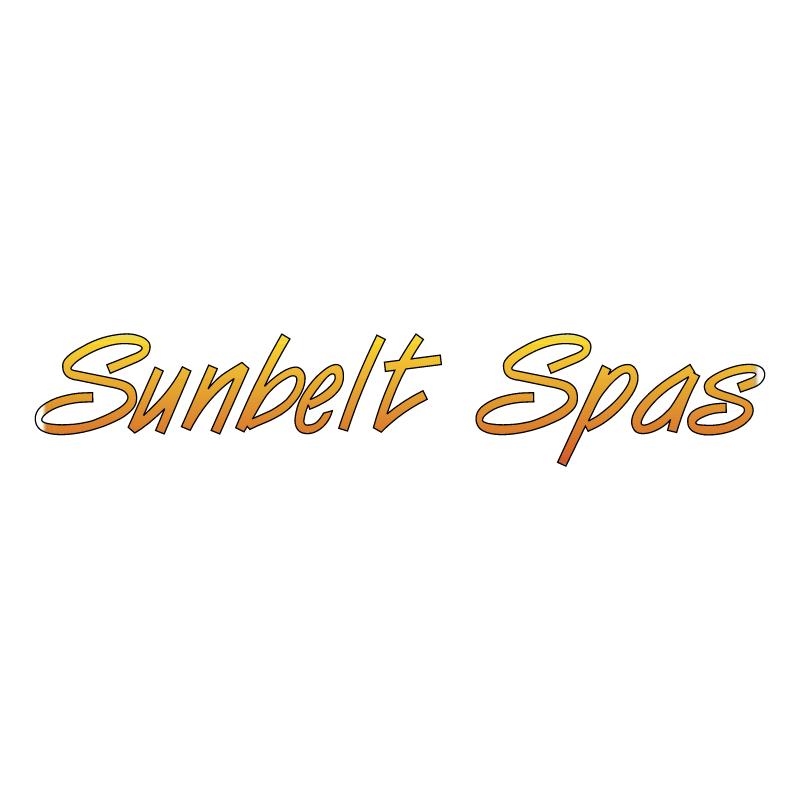 Sunbelt Spas vector