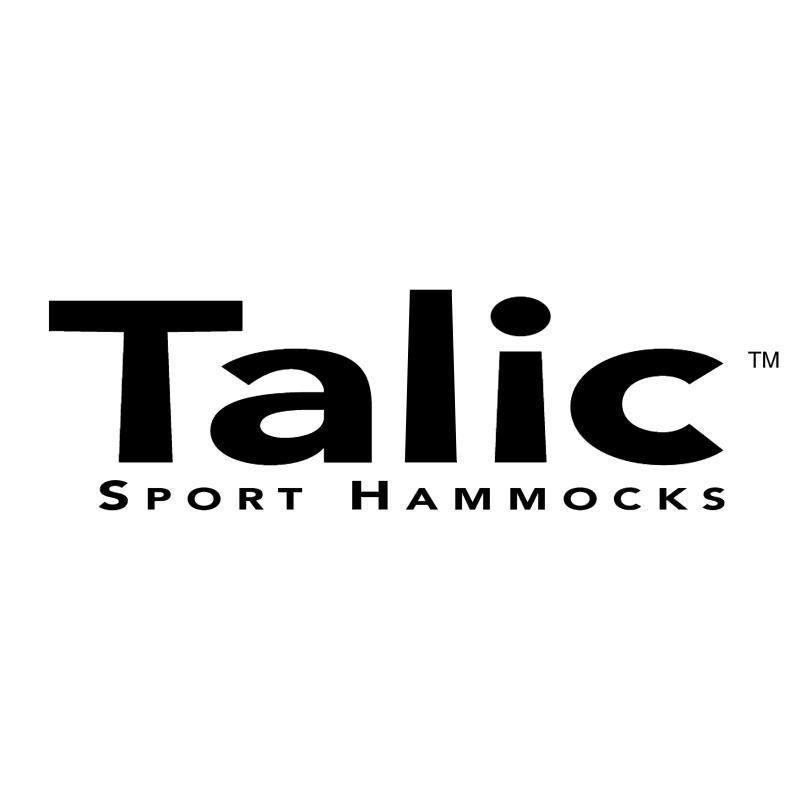 Talic Sport Hammocks vector