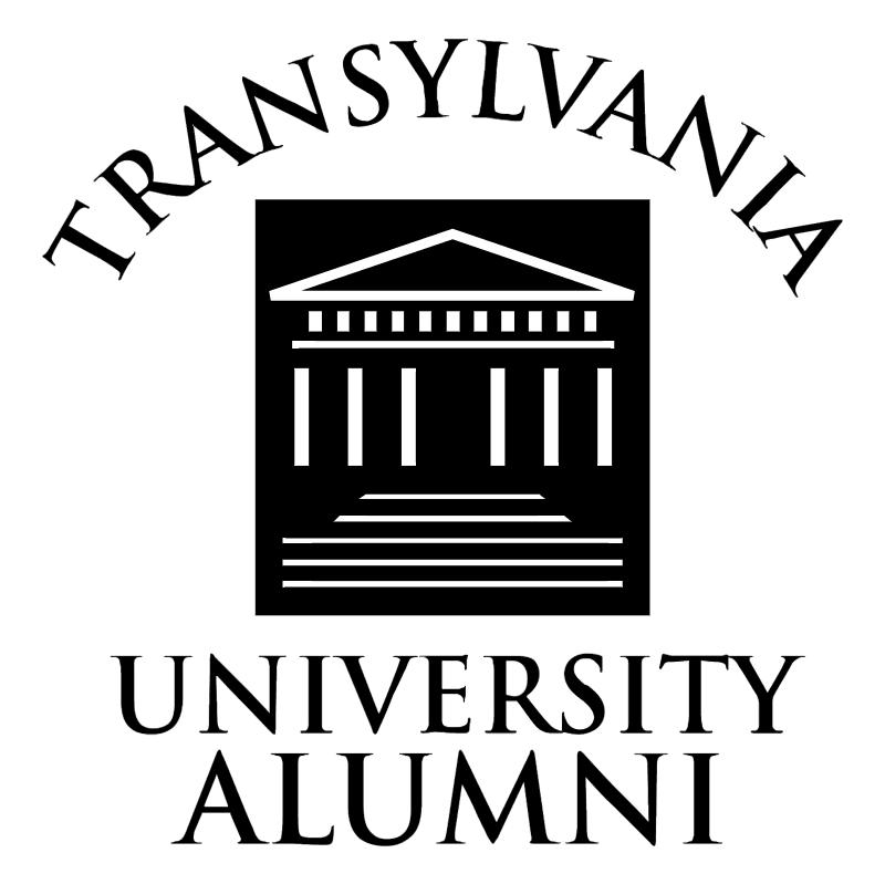 Transylvania University Alummi vector