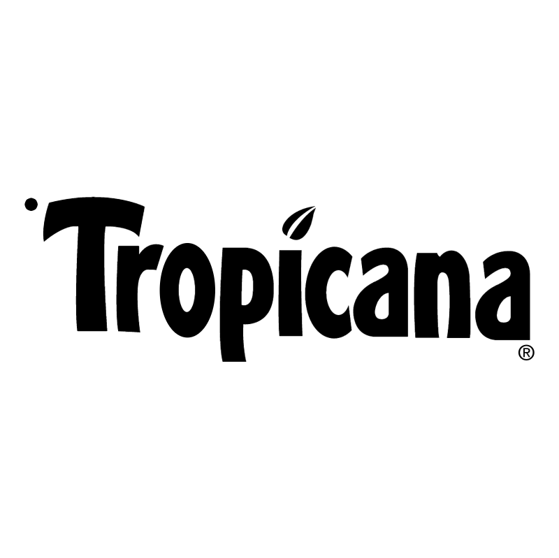 Tropicana vector logo
