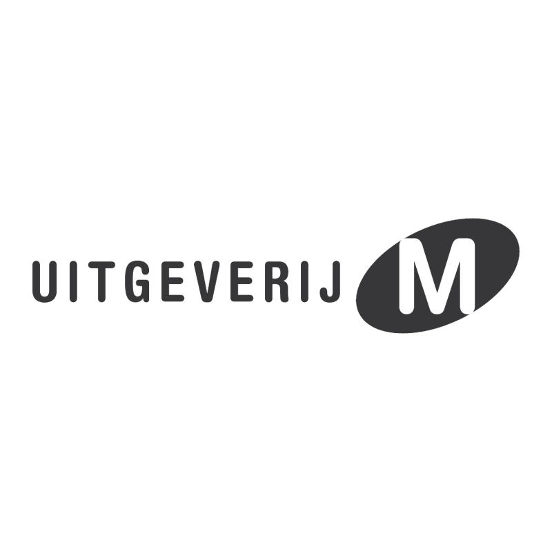 Uitgeverij M vector