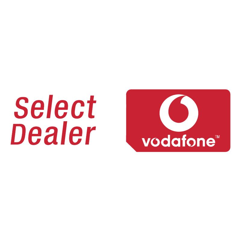 Vodafone Select Dealer vector
