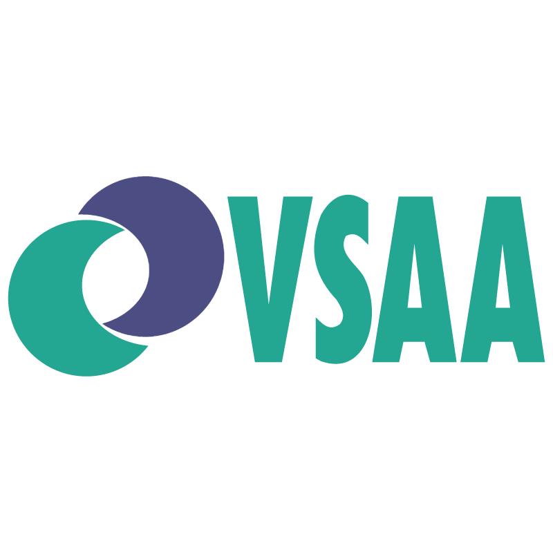VSAA vector logo