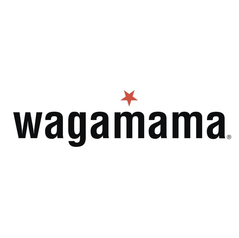 Wagamama vector logo
