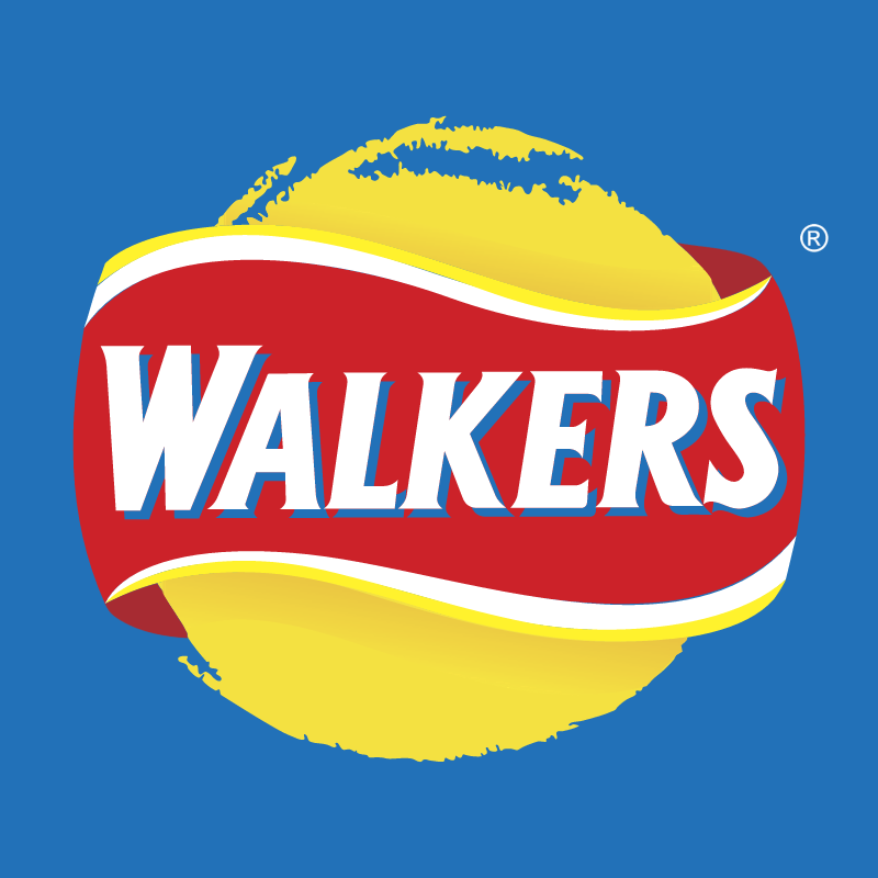 Walkers Crisps vector