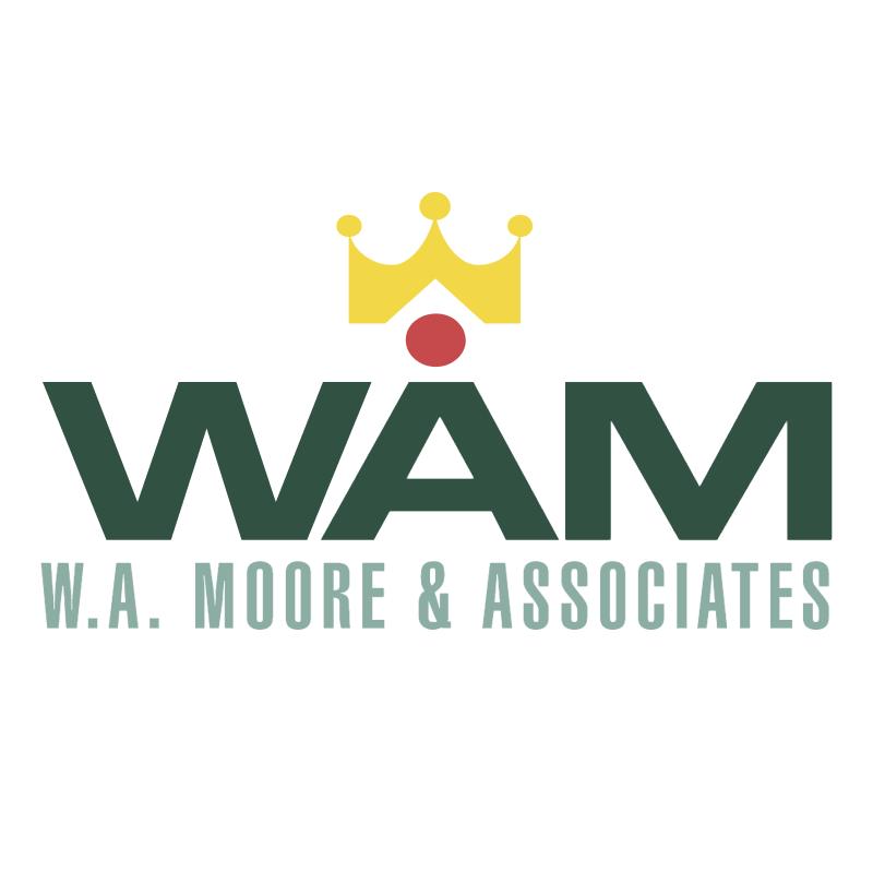 WAM vector logo