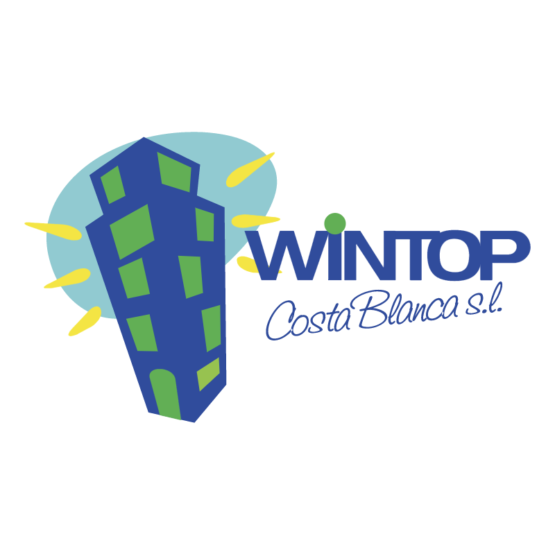 Wintop Costa Blanca vector