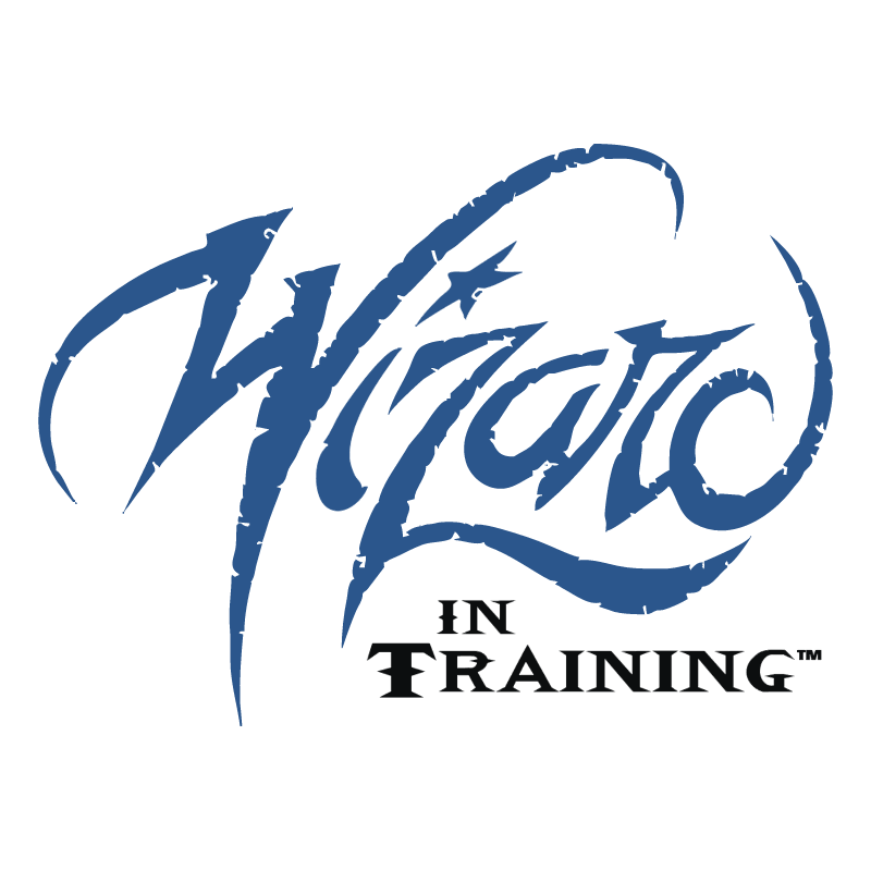 Wizard in Training vector logo