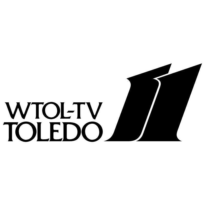Wtol TV Toledo vector