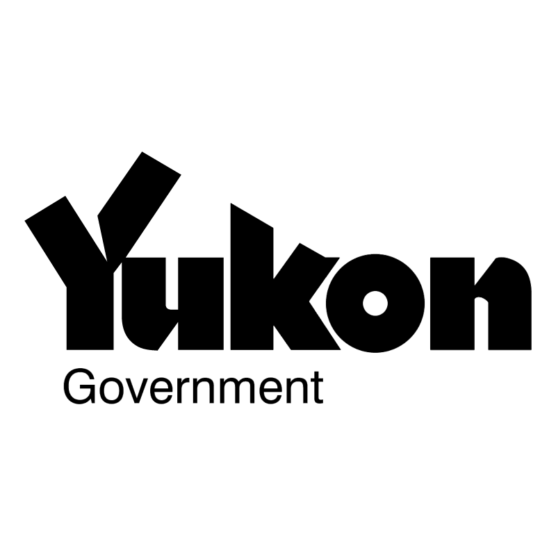 Yukon Government vector