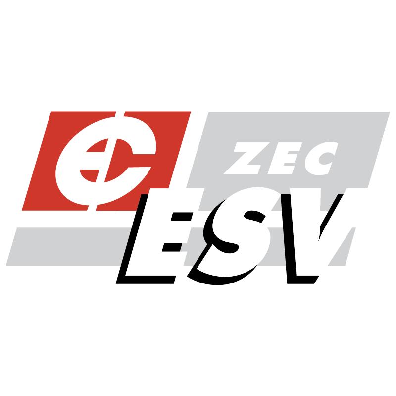 Zec ESV vector logo