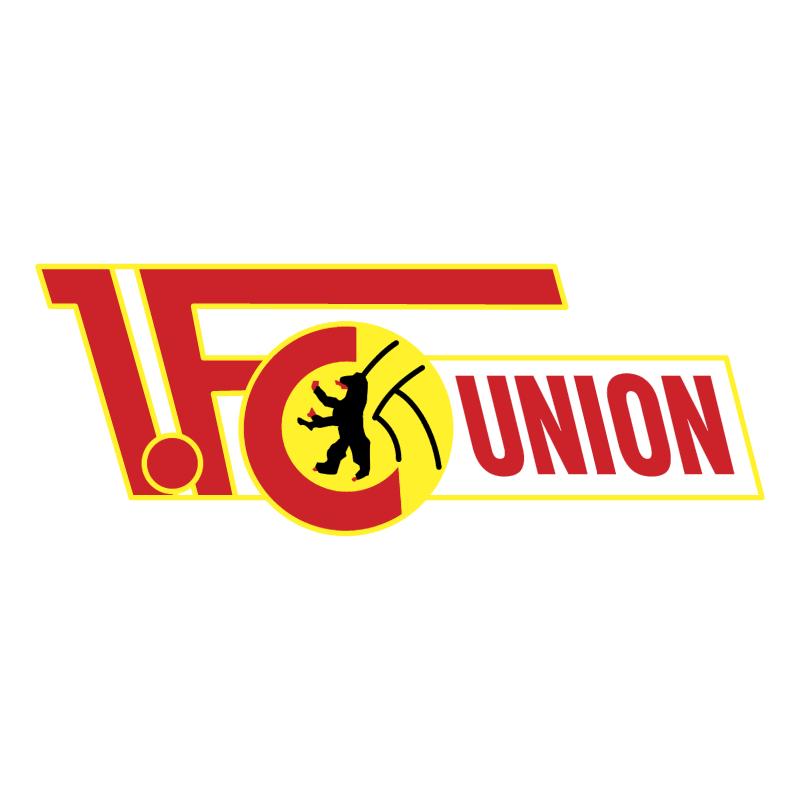 1 FC Union vector logo