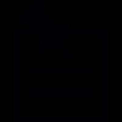 Post It vector logo