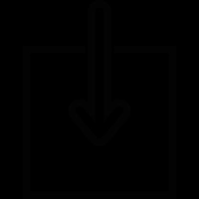 Download Arrow Inbox vector logo