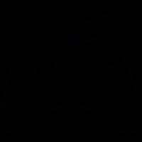 Joystick, IOS 7 symbol vector