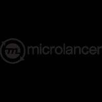 microlancer logo – envato vector