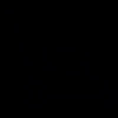 Lawn mowner vector logo