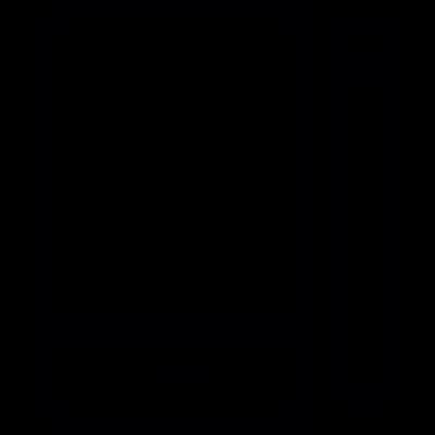 Smartphone with Pen vector logo