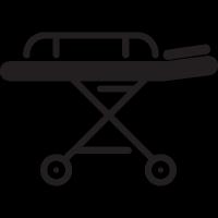 Emergency Bed vector