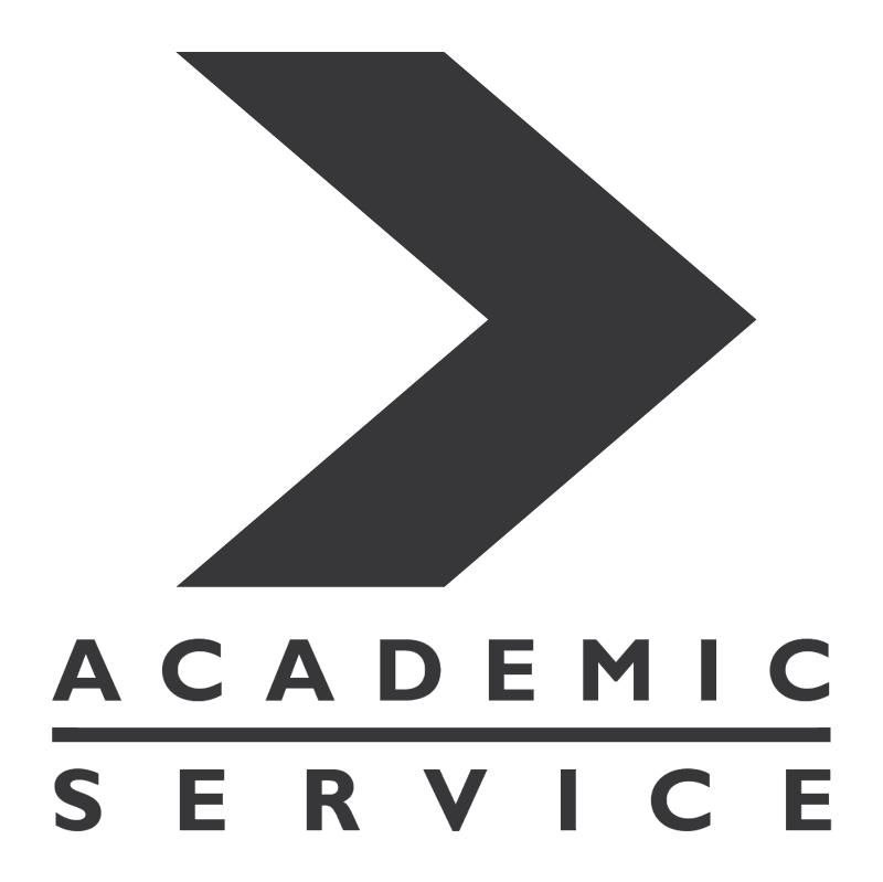 Academic Service vector