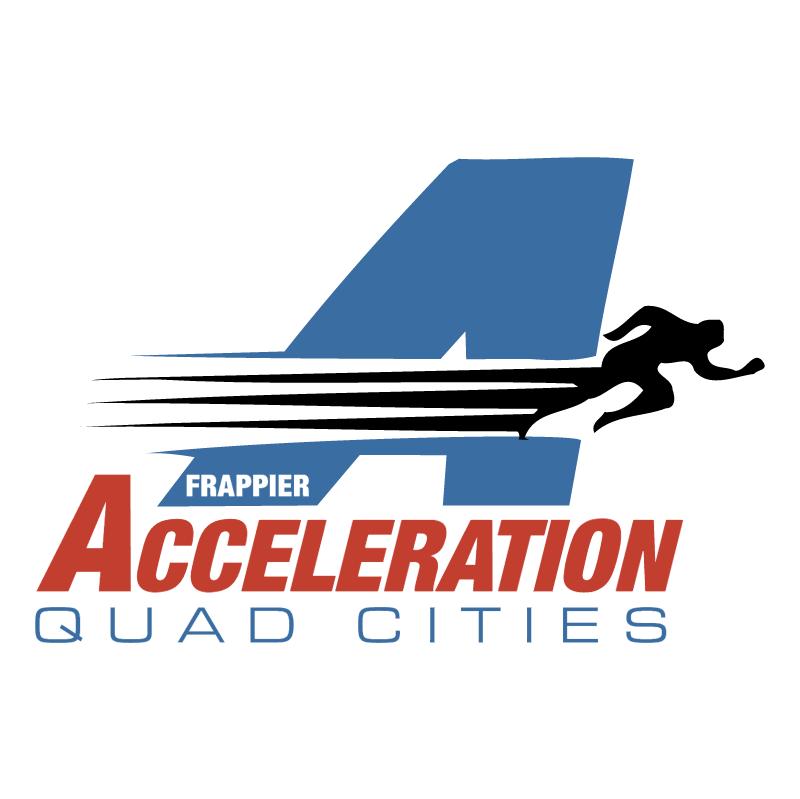 Acceleration Quad Cities vector