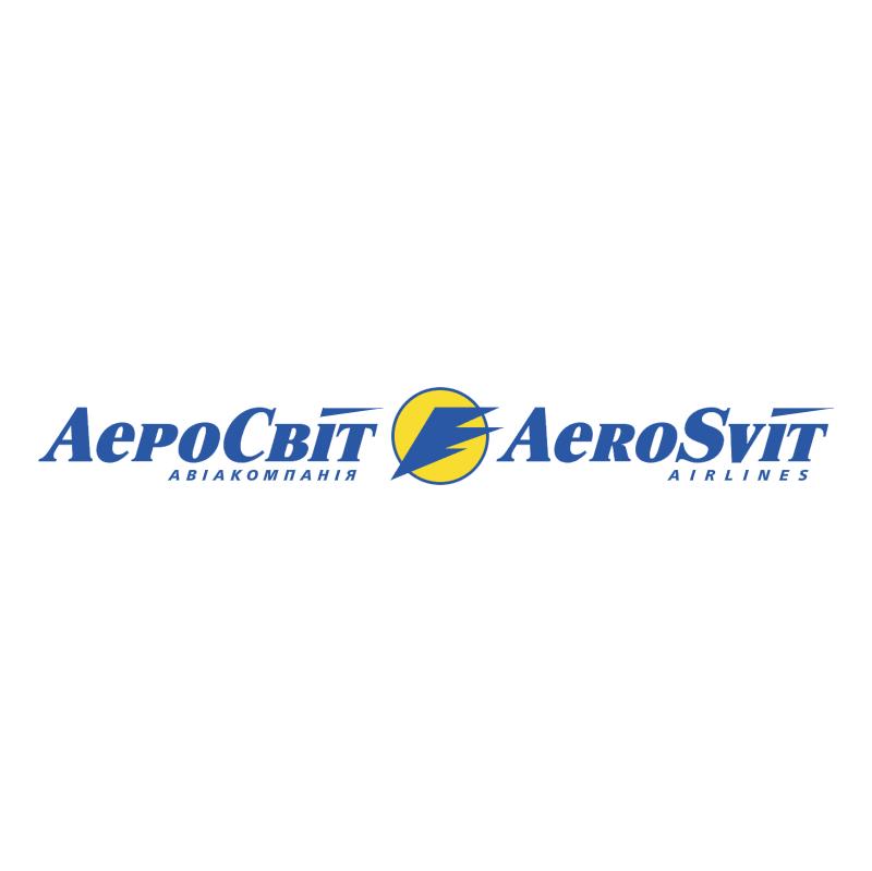 AeroSvit Airlines 70264 vector