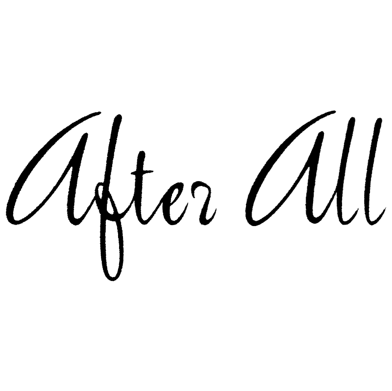 After All vector logo