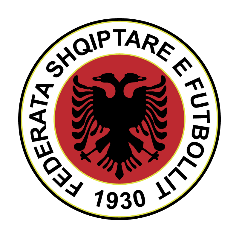 Albania Football Association vector