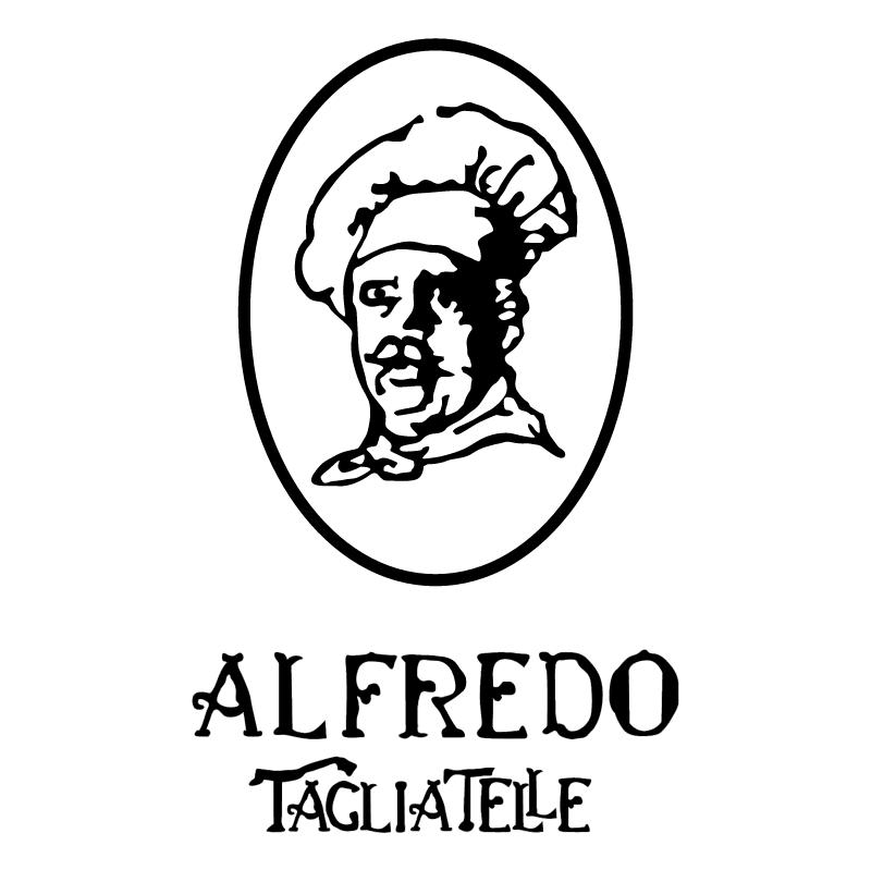 Alfredo Tagliatelle vector