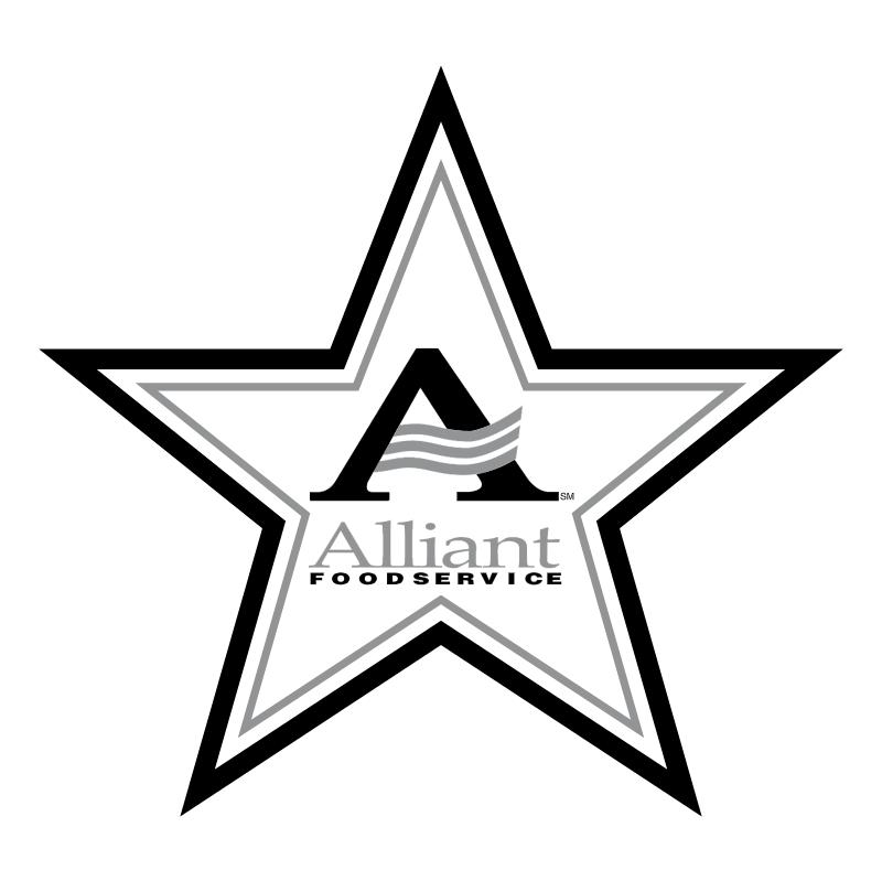 Alliant Foodservice 55211 vector